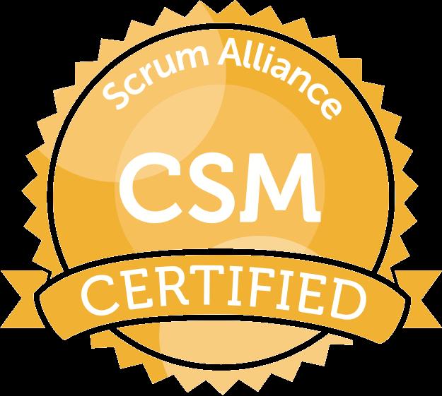 certified scrummaster tm workshop